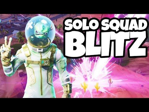 SOLO SQUAD BLITZ!(17 KILLS)