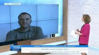 Mirëmëngjesi Kosovë - Drejtpërdrejt - Lulzim Syla 20.09.2021