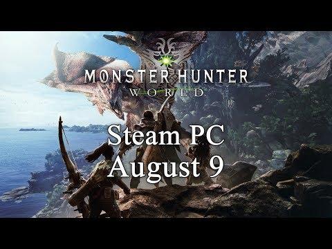 MONSTER HUNTER: WORLD - Pre-order Edition