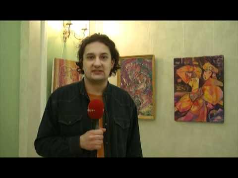Вечірній простір - Олена Бурдаш - YouTube