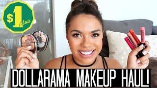Dollarama Makeup Haul (Mariposa Makeup) + Reviews! | samantha jane