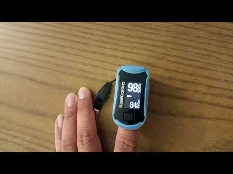 Blood oxygen, Understanding Pulse Oximeter reading