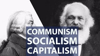 समाजवाद साम्यवाद पूँजीवाद - Socialism Communism Capitalism - Philosophy optional -  UPSC/IAS/