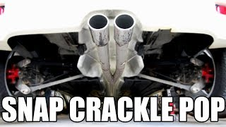 HOW'S THIS FOR A STRAIGHT PIPE EXHAUST?