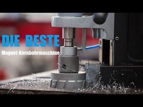Die beste Magnet-Kernbohrmaschine  MAB 825 | MK3, ⌀ 100 mm Kernbohren & M30 Gewinde schneiden