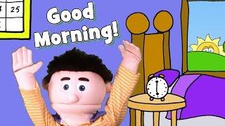 Good Morning Song for Kids