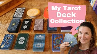 My Tarot Deck Collection (updated!)