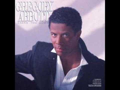 Gregory Abbott - Shake You Down video