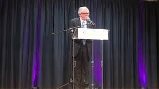 EN VIDÉO : le discours de Georges Ziegler, président du Département de la Loire à nos vœux
