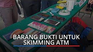 Ini Peran 5 Pelaku Kejahatan Skimming ATM yang Beraksi di Padang, Ada Ahli IT hingga Pengawas