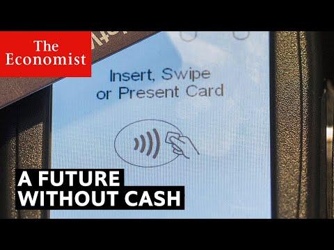 , title : 'What does a cashless future mean? | The Economist