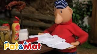 Pat a Mat - Papírový servis / Paper Service