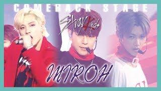 [ComeBack Stage] Stray Kids   MIROH,  스트레이 키즈   MIROH Show Music Core 20190330