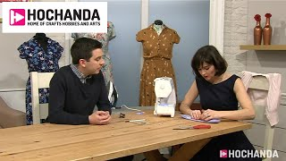 Sew Over It Launch On Hochanda! Sewing And Dress Making Tutorials!