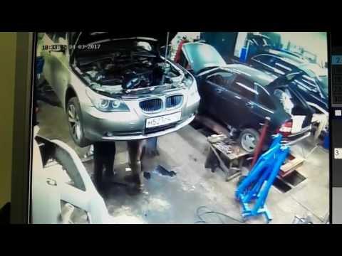 Der Aufwand des Benzins des BMW e70