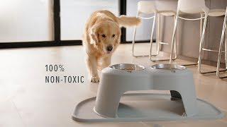 The New PetComfort Feeding System by WeatherTech YouTube video