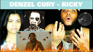 Denzel Curry   RICKY REACTION!