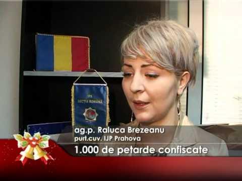 1.000 de petarde confiscate