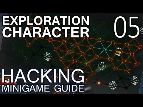Exploration Character 05 - Hacking Guide (EVE Online)