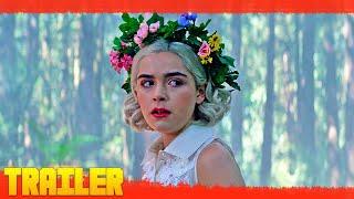 Trailers In Spanish Las Escalofriantes Aventuras De Sabrin Parte 3 (2020) Netflix Serie Tráiler Oficial Subtitulado anuncio