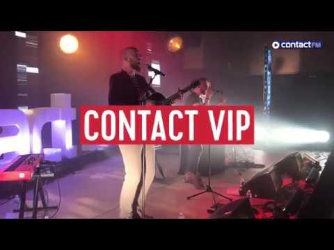 Contact VIP avec Maître Gims et Vitaa