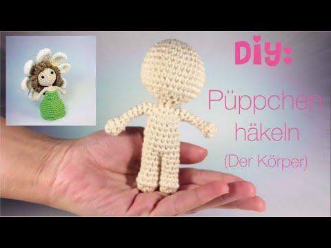 DIY: Püppchen häkeln (schnell gemacht)