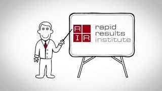 The Rapid Results Institute | What We Do | A Unique Non-Profit
