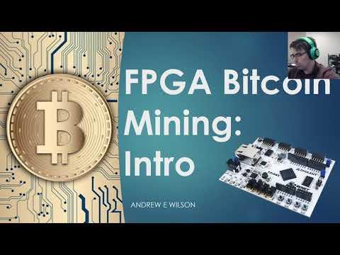 Házi bitcoin bányász