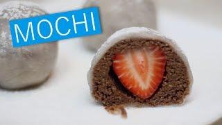 Японские пирожные Mochi (Моти, Мочи)) / Рецепты и Реальность / Вып. 188