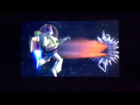 Buzz Blasts Cereal Commercial (To Infinity and Beyond!)