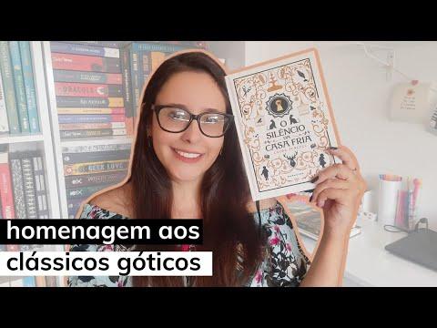 O SILÊNCIO DA CASA FRIA, de Laura Purcell | Rotina Literária