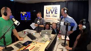 Faith Talk Live Interview