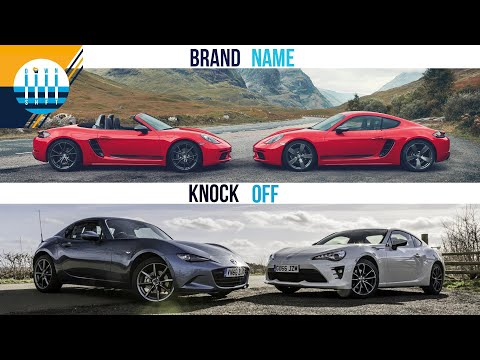Mazda MX-5 Miata RF vs Toyota GT86 TRD - The Poor Man's Porsche Boxster/Cayman Conundrum