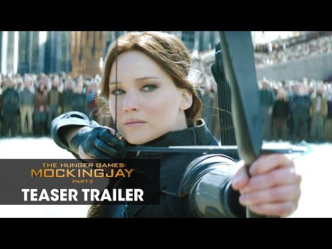 Hunger Games Mockingjay Part 2 Trailer Released The