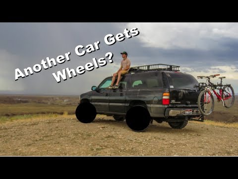 The Suburban Gets New Wheels