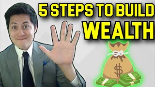 How To Become Debt Free & Build Wealth With Low Income In 2020