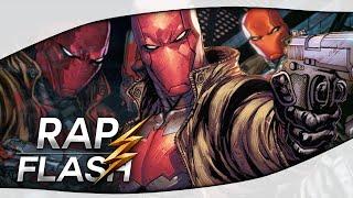 Rap Do Robin (Capuz Vermelho) // Jason Todd Está Morto // Flash Beats