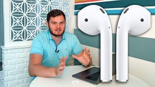 AirPods тормозят iPhone!