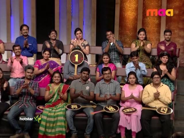 Aadi & Namitha at Sell Me The Answer – 31st July 2016 – Full Episode
