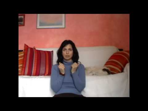 Come dare le iniezioni nel video ginocchio