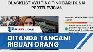 Tembus 35 Ribu, Petisi Blacklist Ayu Ting Ting, Didesak Mundur dari Dunia TV