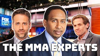 The Experts of MMA