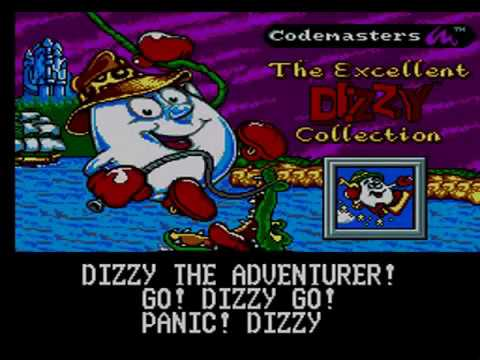 The Excellent Dizzy Collection ... (Master System) 60fps