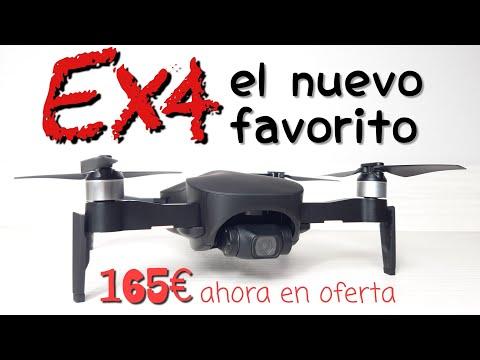 EX4: si vas a comprar un drone de menos de 200€ compra este