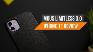 Mous Limitless 3.0 Case Full Review for iPhone 11