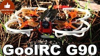 ✔ FPV Квадрокоптер - GoolRC G90 Pro под 2s и 3s! 99$ Rcmoment!