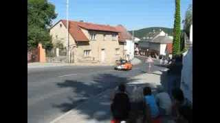preview picture of video 'Tatra 603 na Zbraslav-Jiloviste 2013'
