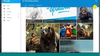 HTML5 Platform Showcase - New York 8/2