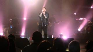 James Arthur -Flyin/You're Nobody Until Somebody Loves You - Manchester Apollo
