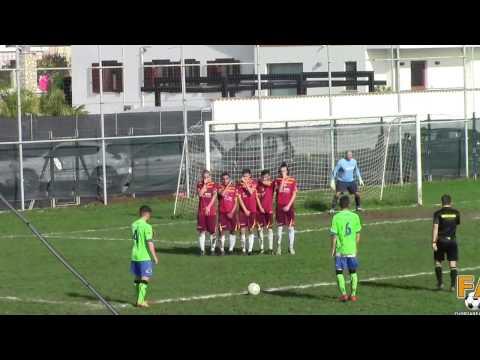 Preview video Promozione 2016-17: Podgora Calcio 1950 vs Frascati Calcio